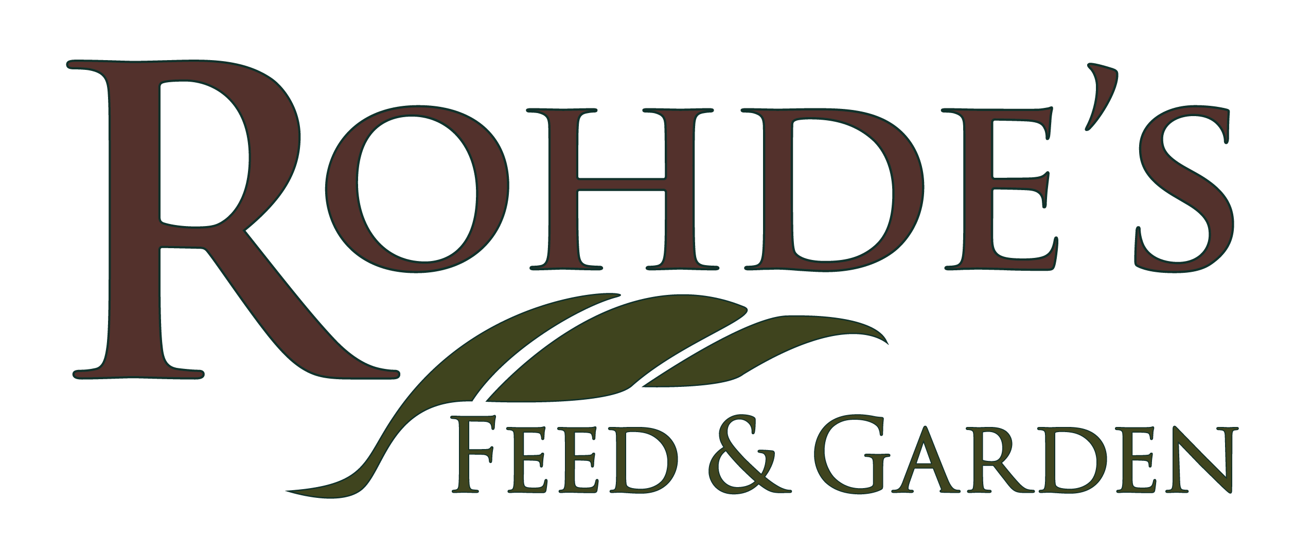 Rohde's Feed & Garden